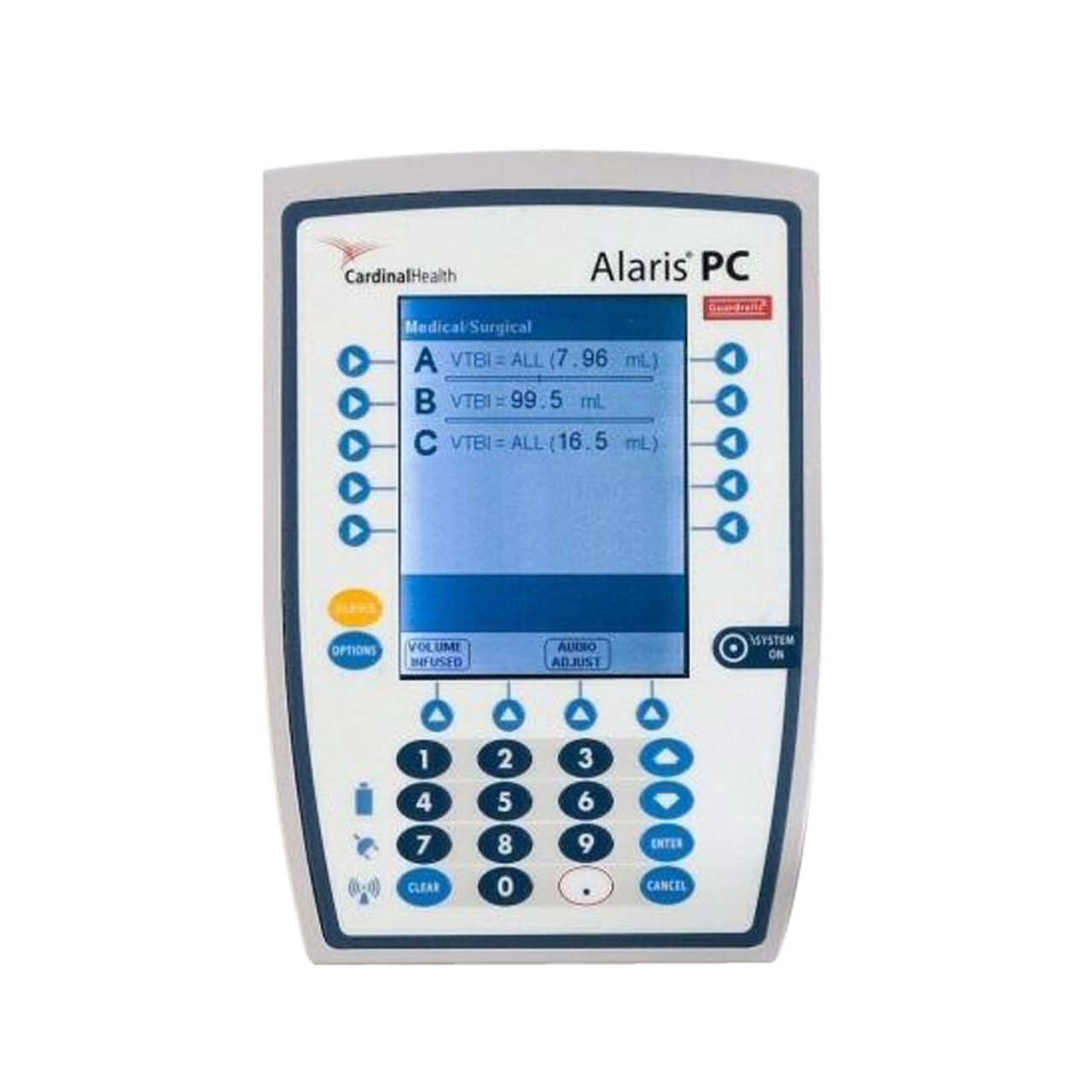 Alaris 8015 Poc Infusion Pump Manual Guide
