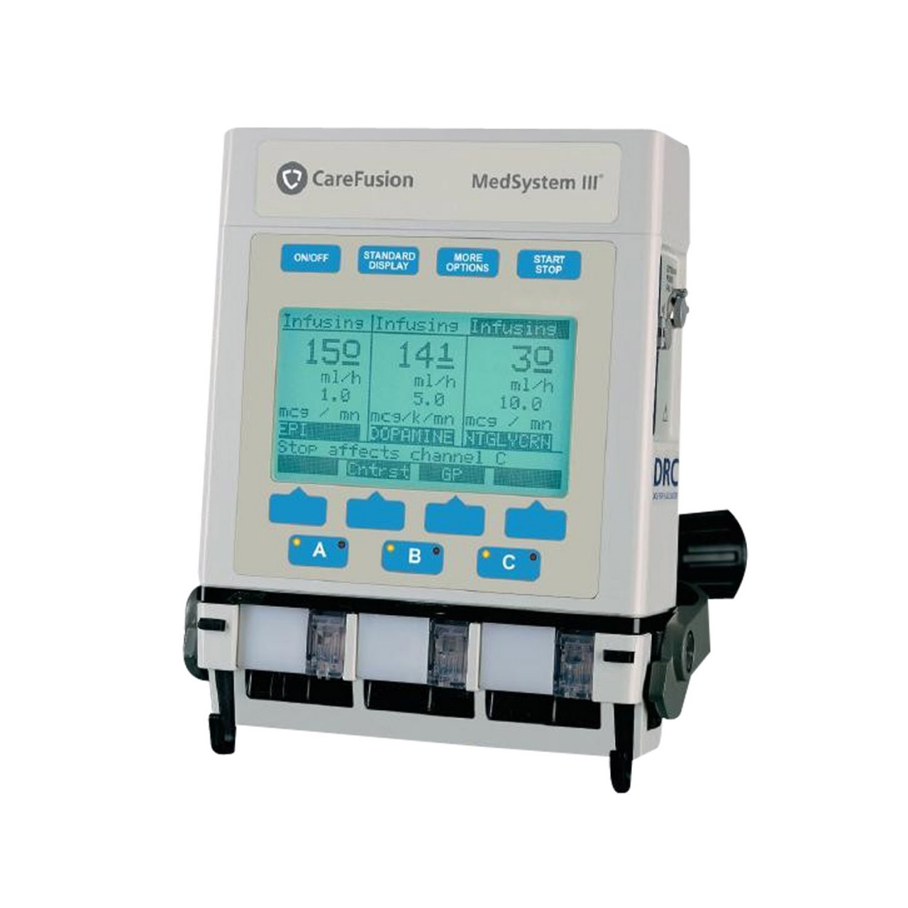 medsystem iii infusion pump manual