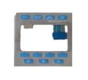 Alaris Medsystem III Keypad part# 143010 1